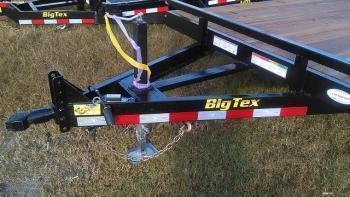 Big Tex Trailers 10ET-18 Equipment Trailer