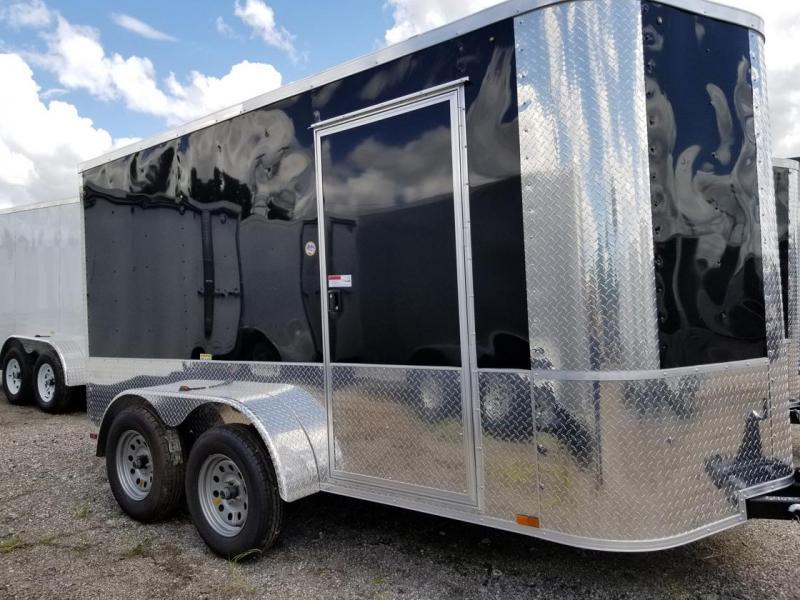 2019 Arising 7x16x6 Enclosed Cargo Trailer