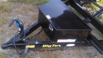 70SR Tandem Axle Single Ram Dump 10ft