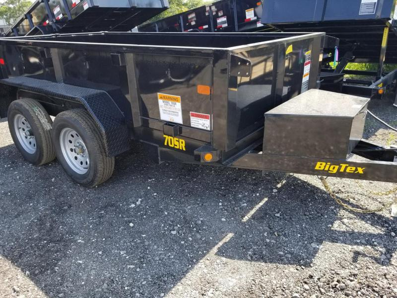 70SR 5 x 10 Tandem Axle Single Ram Dump | Champion Trailers