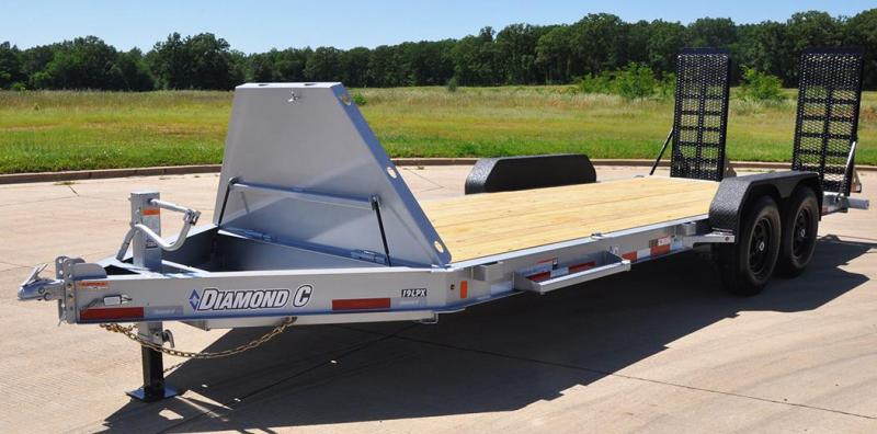 2019 Diamond C Trailers 19LPx Equipment Trailer