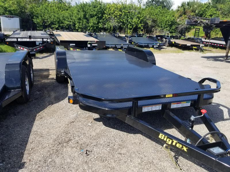 Big Tex Trailers 70DM-20BK 2EB