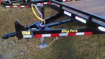 2018 18 foot  Big_Tex Trailer 10ET