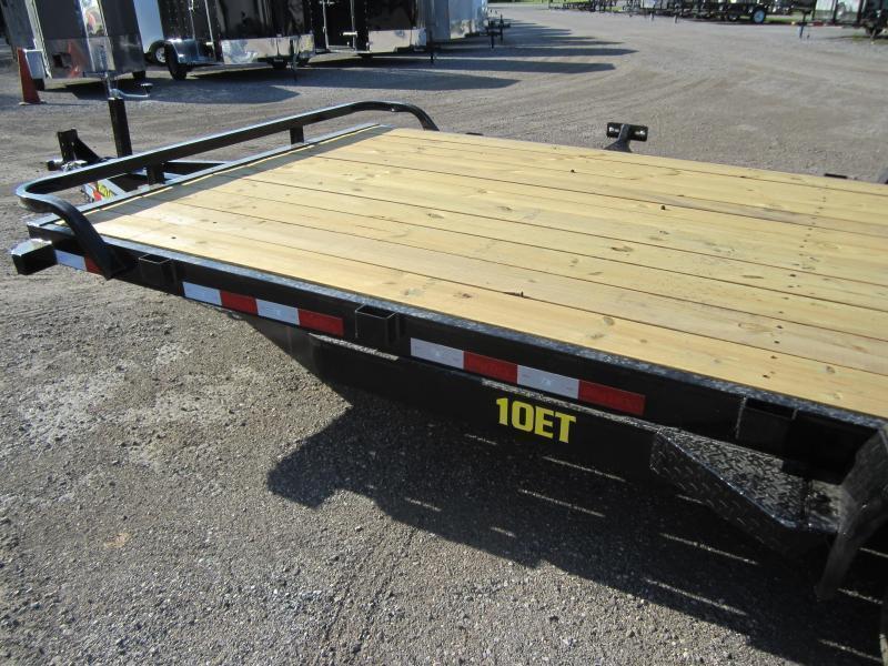 18 foot  Big_Tex Trailer 10ET