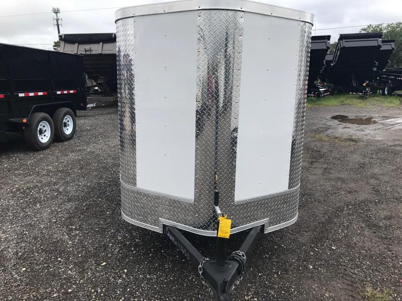 Arising 5x8 Cargo Trailer W/O Side Door One Avail.