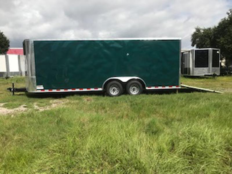 2019 Arising 8.5x20x6'6 Enclosed Cargo Trailer