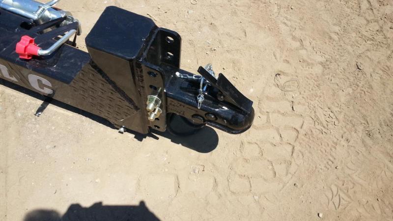 Diamond C Trailers DSA Equipment Trailer