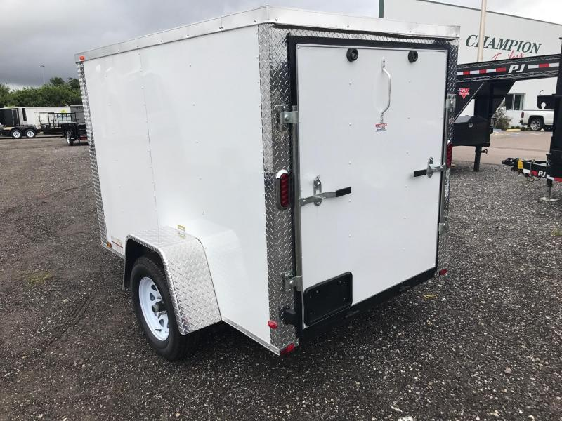 Arising 5x8 Cargo Trailer W/O Side Door