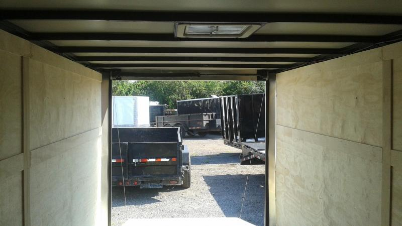 2019 Arising 7x12TA Enclosed Cargo Trailer