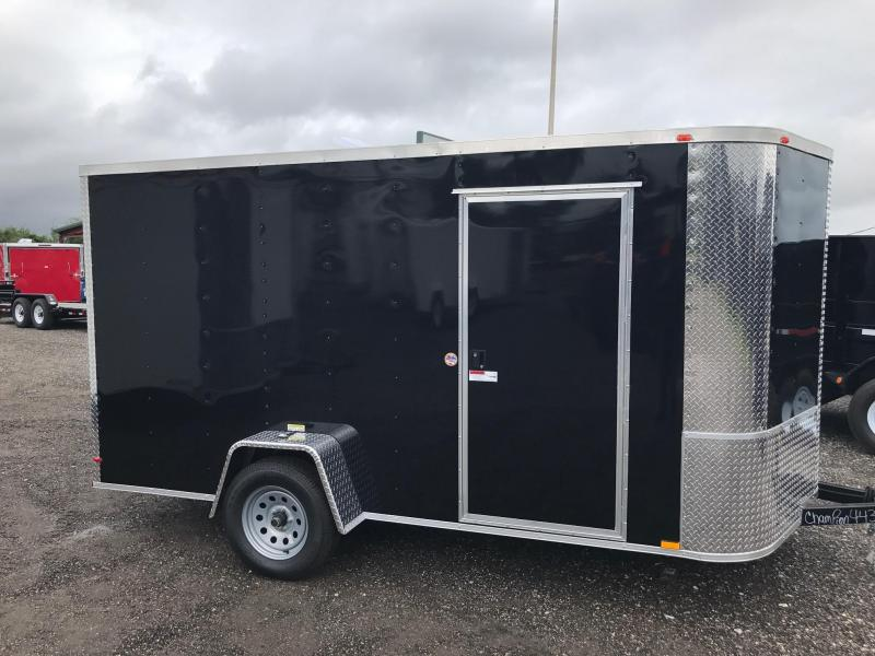7 x 12 x 6 Arising Enclosed Cargo Trailer