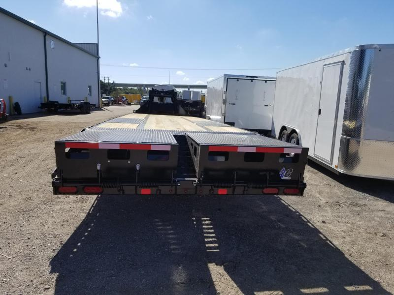 2019 Diamond C Trailers FMAX210 Equipment Trailer Gooseneck 35'