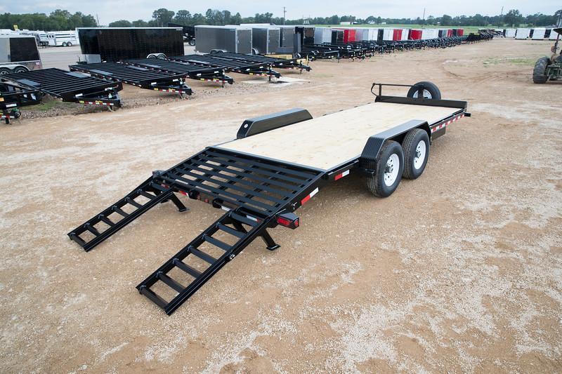 14ET Heavy Duty Tandem Axle 7k Equipment 20'