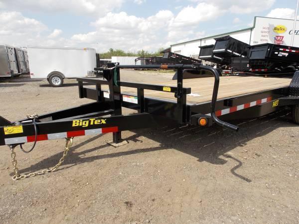 14ET Heavy Duty Tandem Axle Equipment 20ft