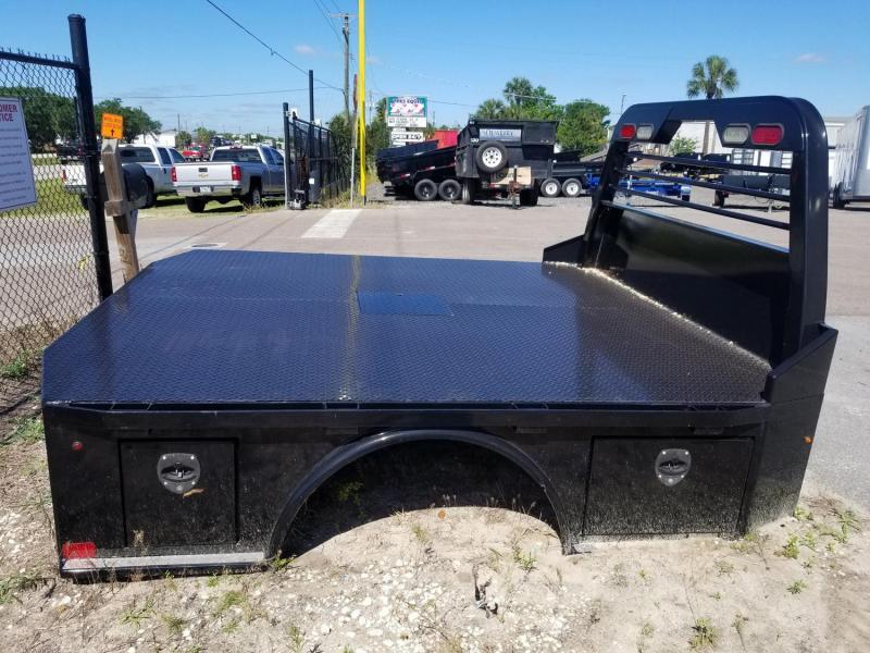 PJ Trailers TBGS Truck Bed