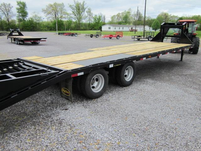 22GN Big Tex HD Tandem Dual Axle Gooseneck Trailer
