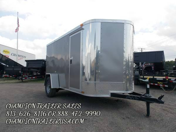 5 x 10 x 5 Arising Industries Enclosed One Available
