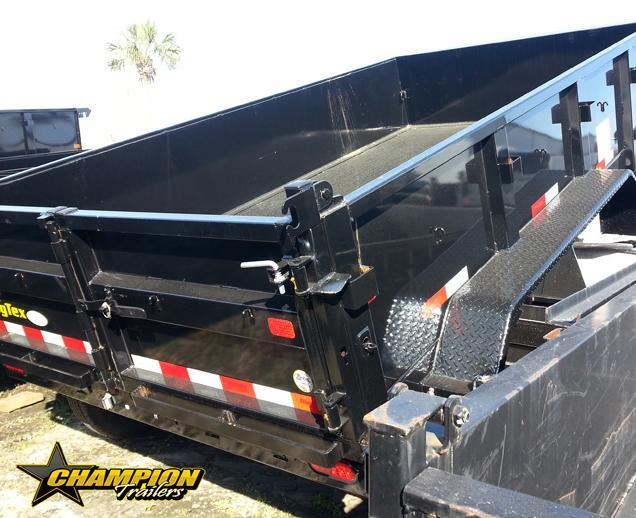 2019 Big Tex Trailers 14lx Dump Trailer