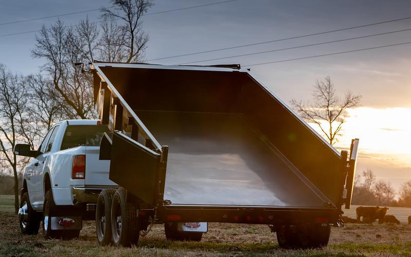Big Tex Trailers 14lx Dump Trailer