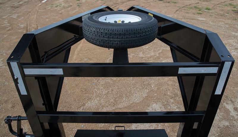 2020 Big Tex Trailers 22GN-25+5 Equipment Trailer