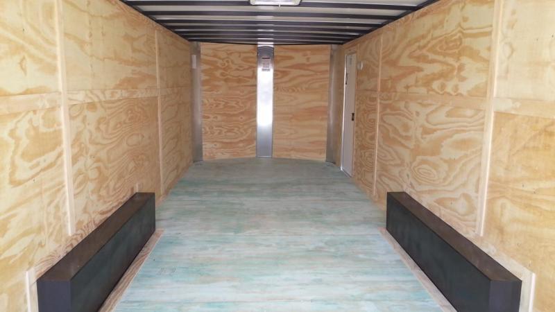 2019 Arising 8.5x20x6'6 5.2k Axle Enclosed Cargo Trailer