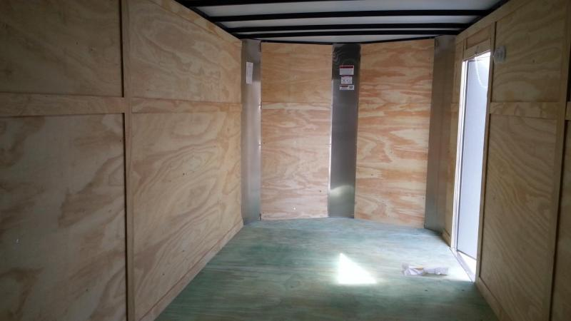 2019 Arising 7x16x7 Enclosed Cargo Trailer