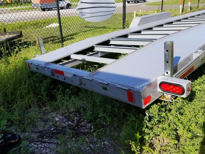 "2019 Diamond C Trailers 30'x82"" MVC Multi Car / Racing Trailer  Multi-Vehicle Carrier"