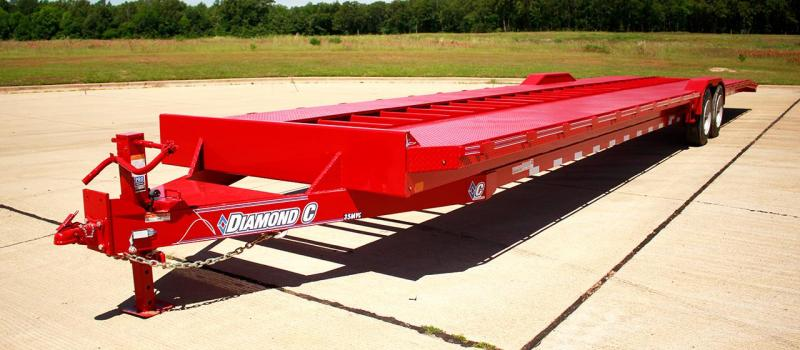 "2019 Diamond C Trailers 30'x82"" MVC Car / Racing Trailer"