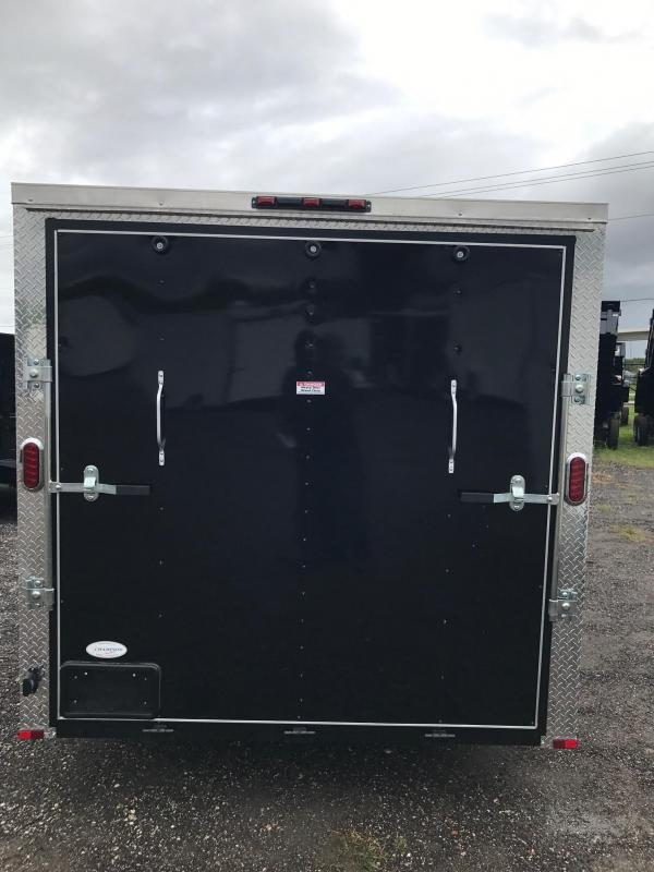 7 x 12 x 6'3 Arising Enclosed Cargo Trailer