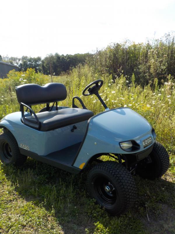 2020 E-Z-GO TXT Valor Gas EFI Golf Cart