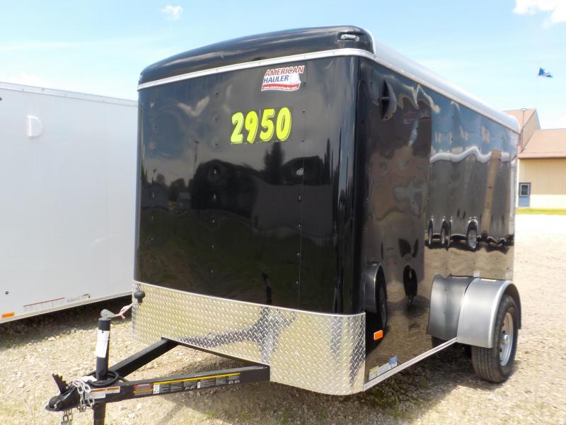American Hauler Industries 2019 Air Lite 6x10 Enclosed Cargo Trailer