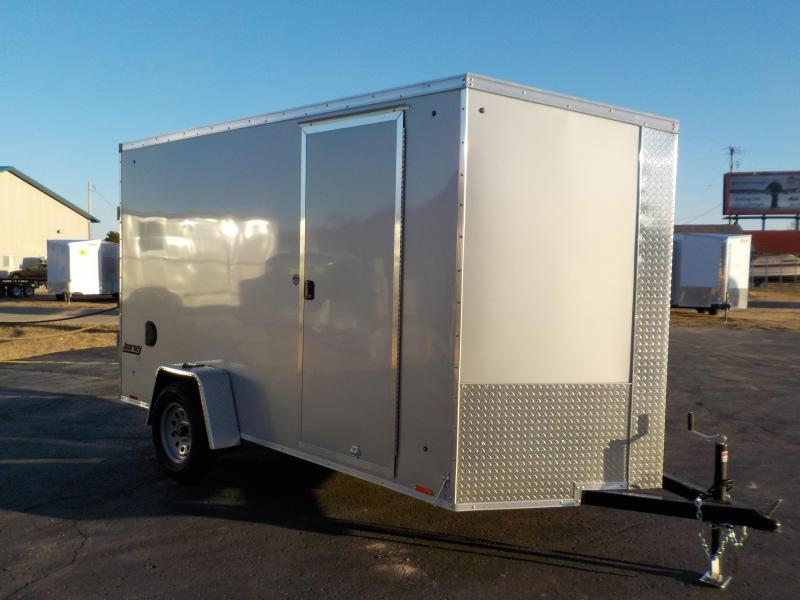 2020 Pace American Journey SE 6x12 Enclosed Cargo Trailer