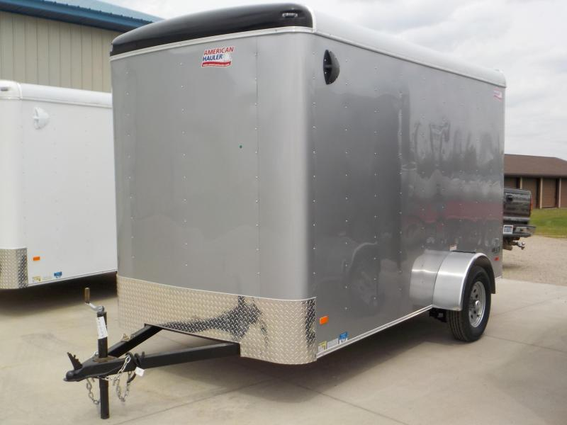 2019 American Hauler Industries Air Lite 6X12 Enclosed Cargo Trailer
