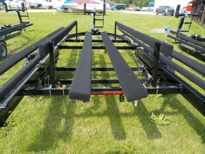 2019 ShoreLandr (Midwest Industries) PT2347TABB - 23 Bunk Pontoon Boat Trailer