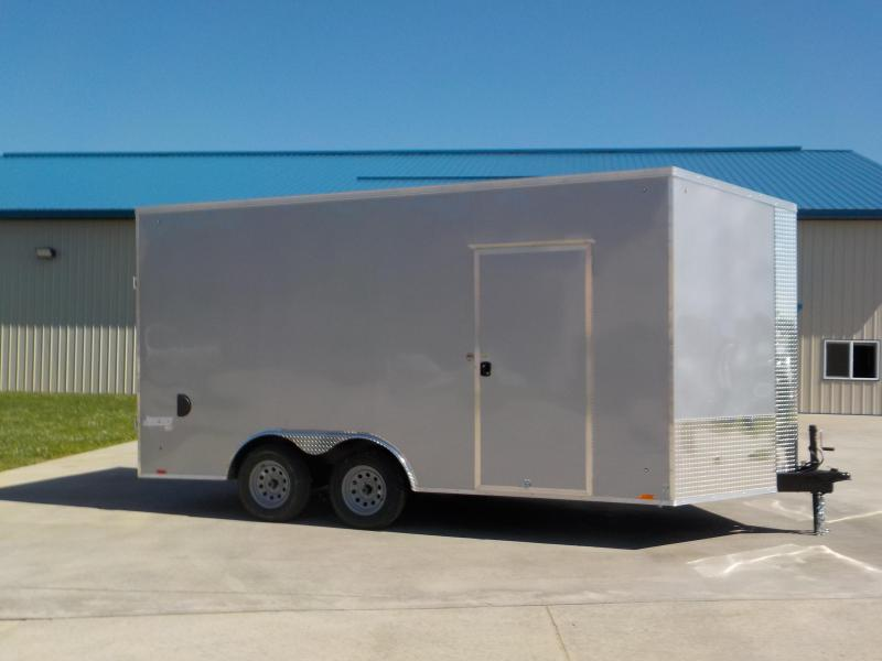 2020 Pace American Journey SE 8.5 X 16 Enclosed Cargo Trailer