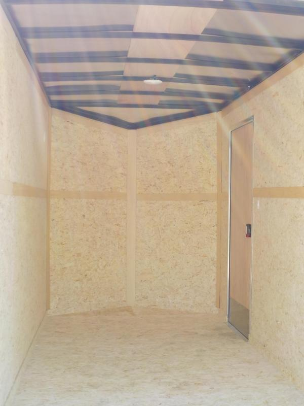 2020 Pace American Journey SE 6 X 12 Enclosed Cargo Trailer