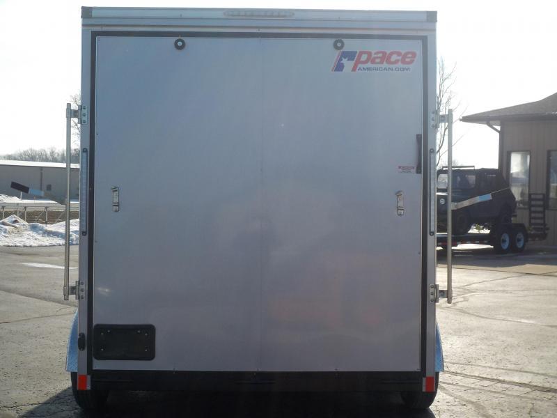 2020 Pace American Journey SE 7x14 Cargo Enclosed Cargo Trailer