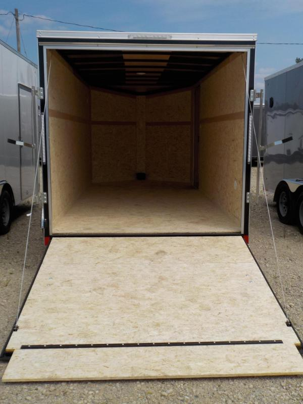2020 Pace American Journey SE Enclosed Cargo Trailer