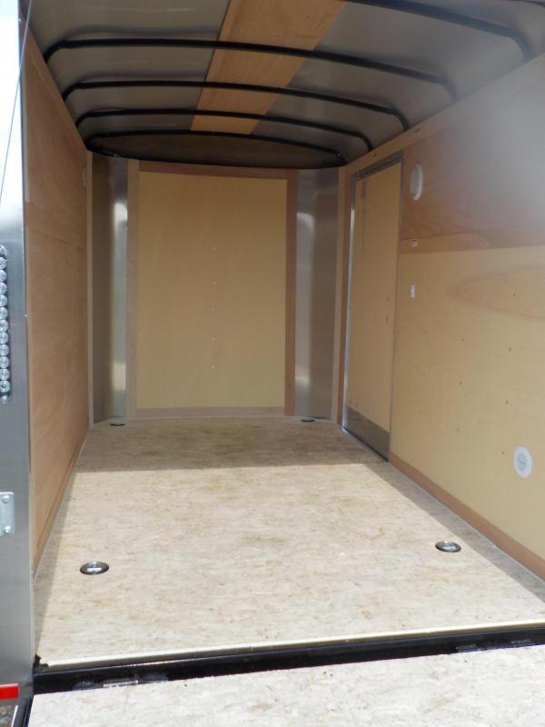 2019 American Hauler Industries Air Lite 6X10 Enclosed Cargo Trailer