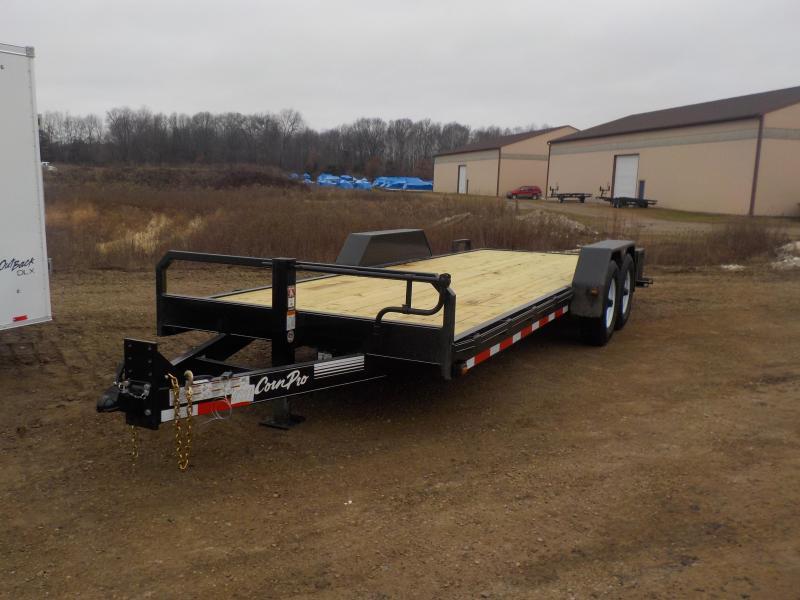 2018 cornpro trailers ut 20 h utility trailer buy enclosed cargo Horse Trailer Wiring Diagram