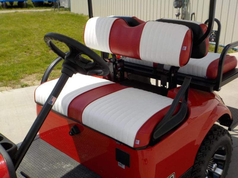 2019 E-Z-GO Express S4 G-EFI Golf Cart