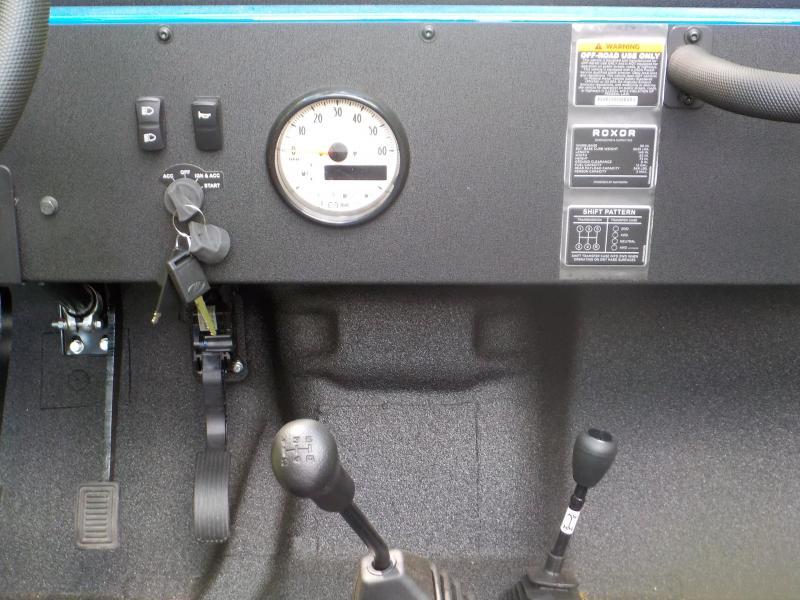 2019 Mahindra Roxor Utility Side-by-Side (UTV)