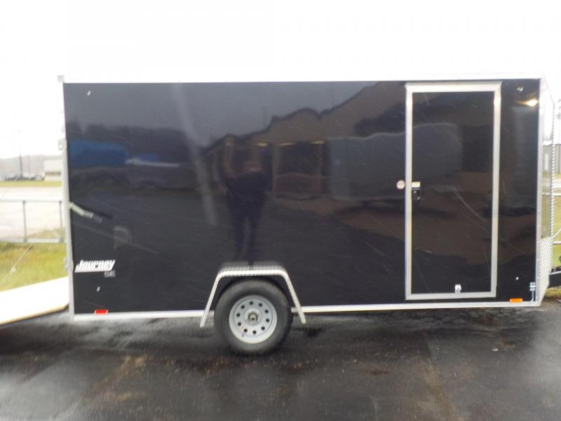 A Pace American  2019 JV7X14SE2 Enclosed Cargo Trailer