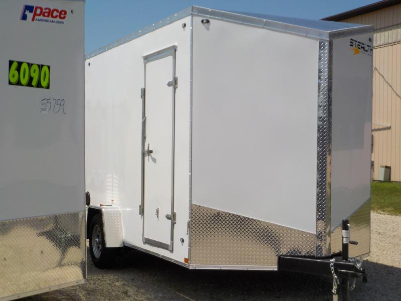 2020 Stealth Trailers Titan Series Enclosed Cargo Trailer