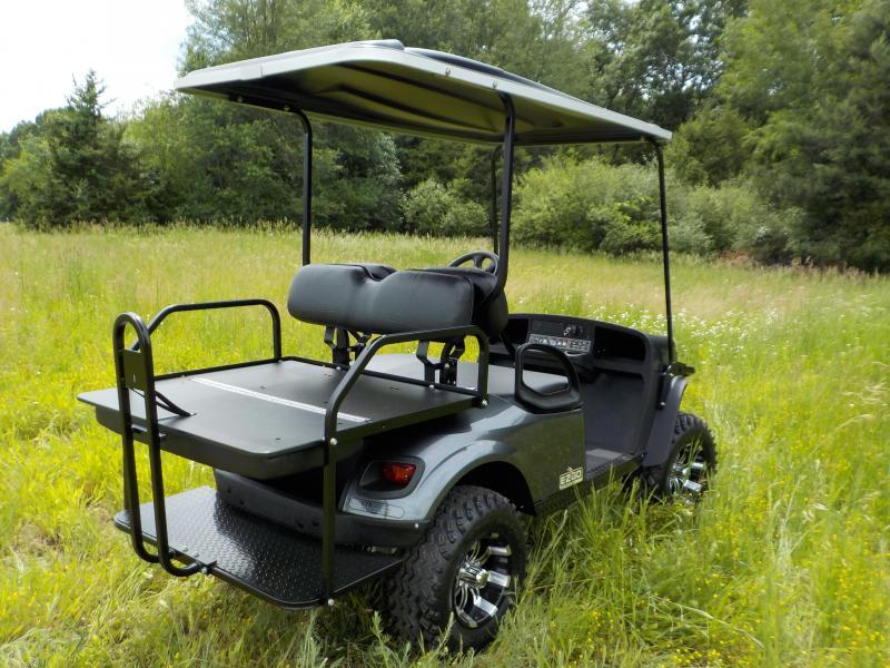 2019 E-Z-GO Express S4 E Golf Cart