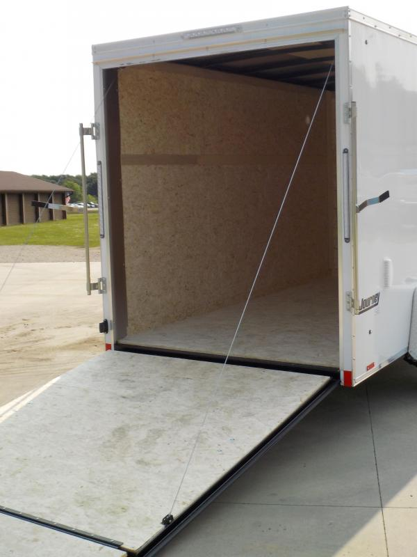 2020 Pace American Journey 6 X 12 Enclosed Cargo Trailer