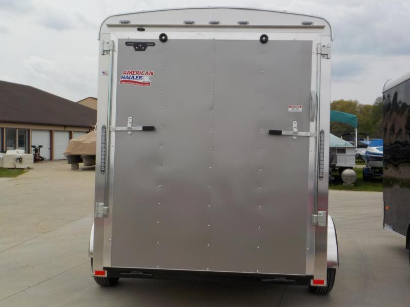 2019 American Hauler Industries Air Lite 6x10 Enclosed Cargo Trailer