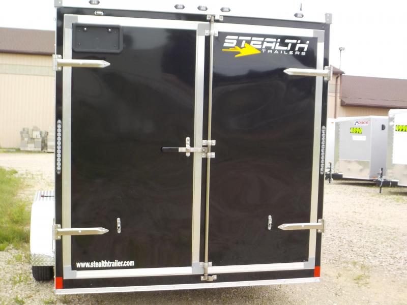 2020 Stealth Trailers Titan Series 7 X 16 Enclosed Cargo Trailer
