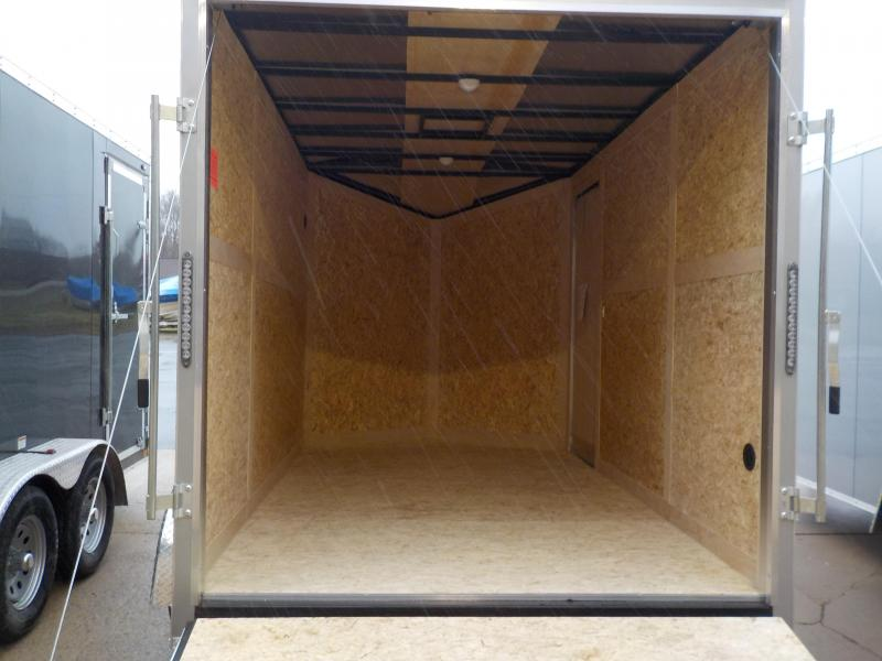2019 Stealth Trailers Titan Series 7x12 Enclosed Cargo Trailer
