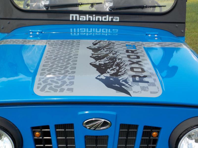 2018 Mahindra Roxor Utility Side-by-Side (UTV)