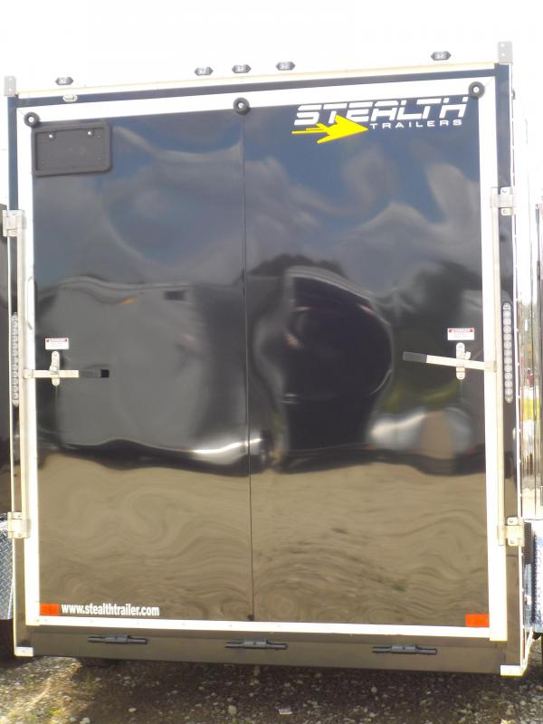 2020 Stealth Trailers Titan Series Enclosed Cargo Trailer